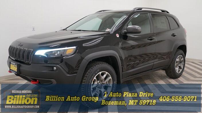 2021 Jeep Cherokee Trailhawk Bozeman MT