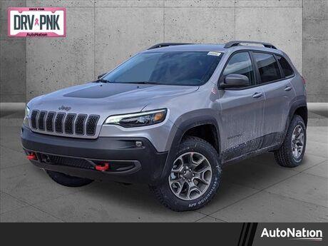 2021 Jeep Cherokee Trailhawk Littleton CO