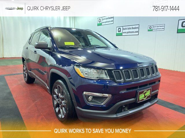 2021 Jeep Compass 80TH ANNIVERSARY 4X4 Braintree MA