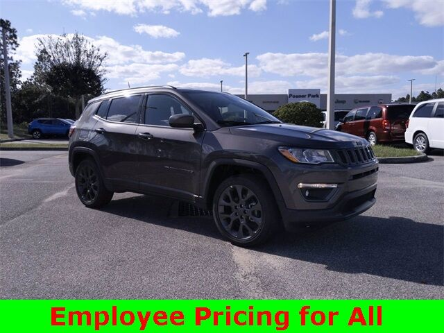 2021 Jeep Compass 80TH ANNIVERSARY 4X4 Davenport FL