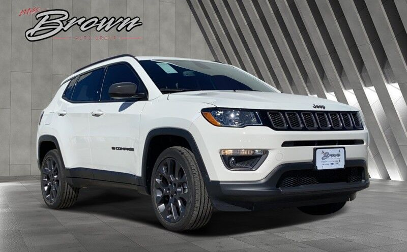 2021 Jeep Compass 80TH ANNIVERSARY 4X4 Granbury TX