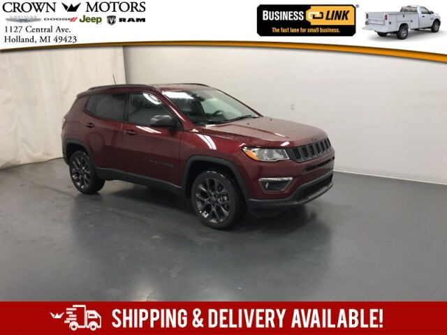 2021 Jeep Compass 80TH ANNIVERSARY 4X4 Holland MI