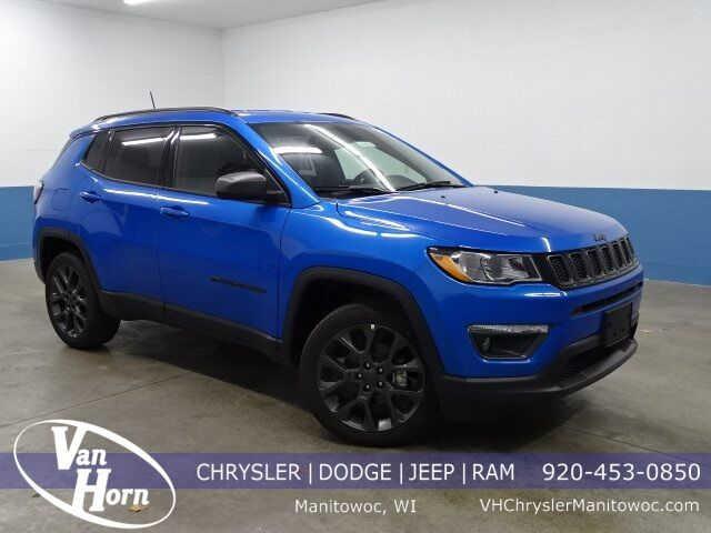2021 Jeep Compass 80TH ANNIVERSARY 4X4 Manitowoc WI