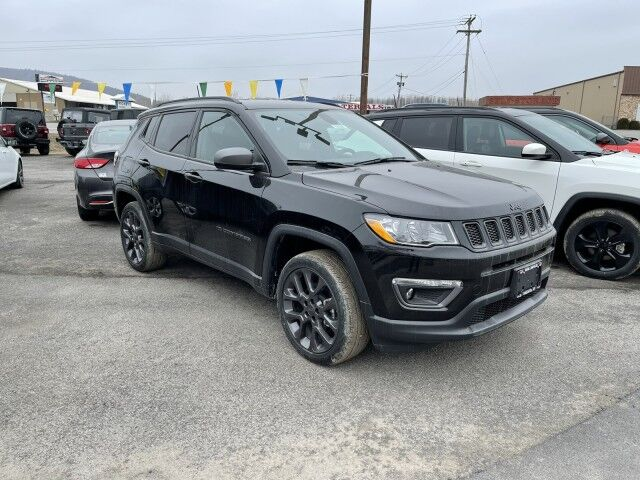 2021 Jeep Compass 80TH ANNIVERSARY 4X4 Oneonta NY