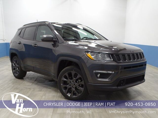 2021 Jeep Compass 80TH ANNIVERSARY 4X4 Plymouth WI