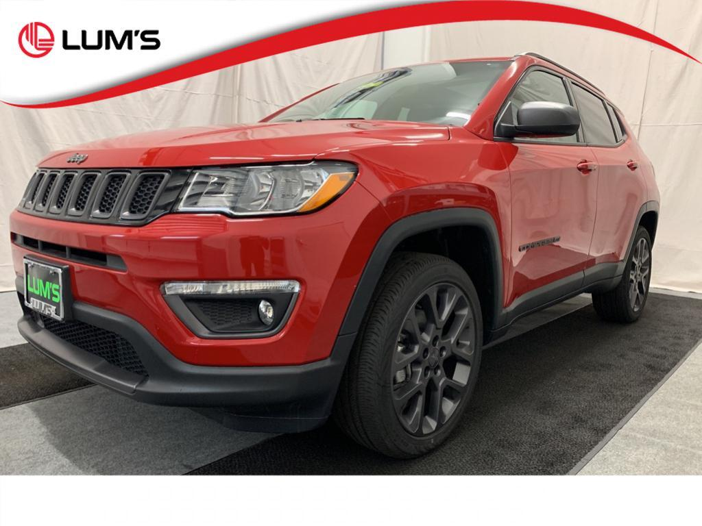2021 Jeep Compass 80TH ANNIVERSARY 4X4 Warrenton OR