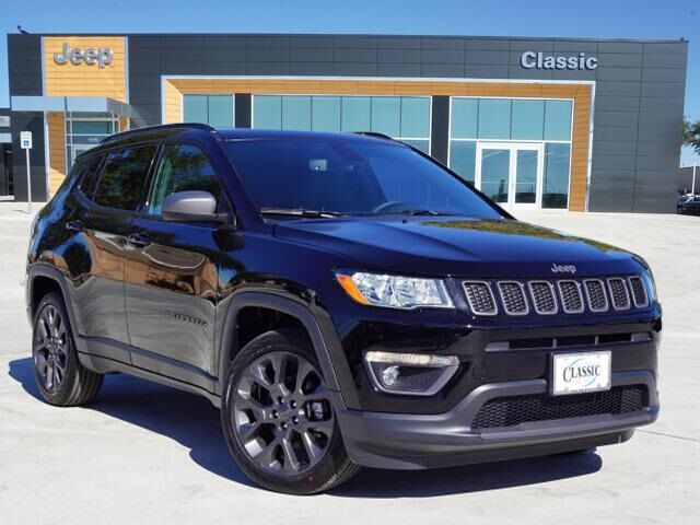 2021 Jeep Compass 80TH ANNIVERSARY FWD Arlington TX
