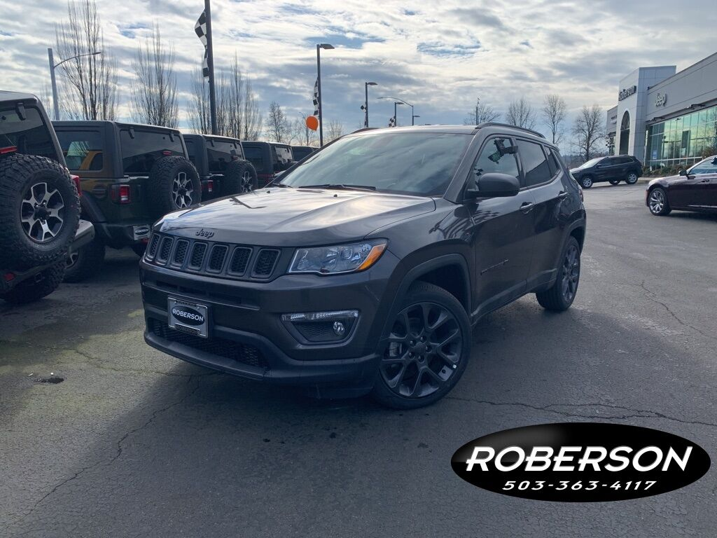 2021 Jeep Compass 80TH ANNIVERSARY FWD Salem OR