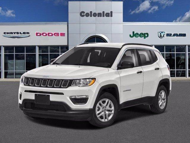 2021 Jeep Compass 80th Anniversary 4x4 Hudson MA