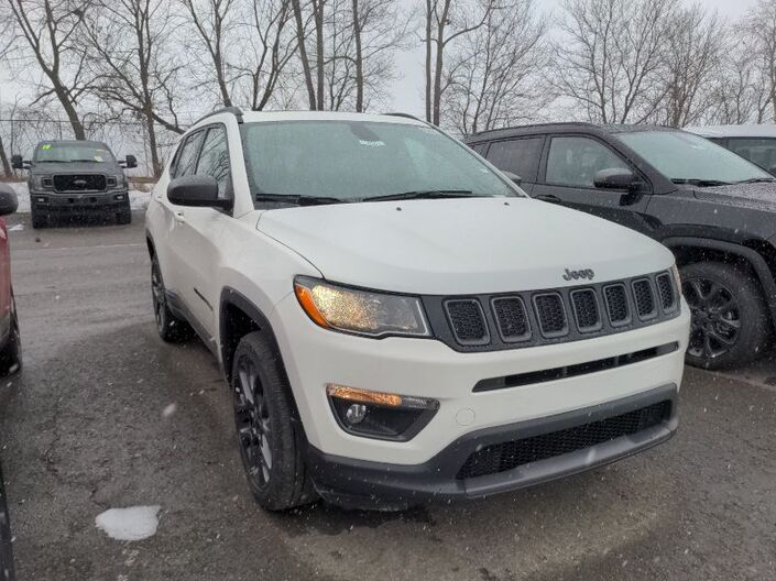 2021 Jeep Compass 80th Anniversary Owego NY