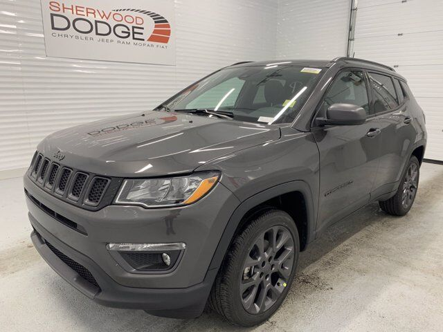 2021 Jeep Compass 80th Anniversary Sherwood Park AB