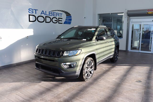 2021 Jeep Compass 80th Anniversary St. Albert AB