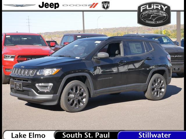 2021 Jeep Compass 80th Special Edition 4x4 Stillwater MN
