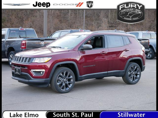 2021 Jeep Compass 80th Special Edition 4x4 St. Paul MN