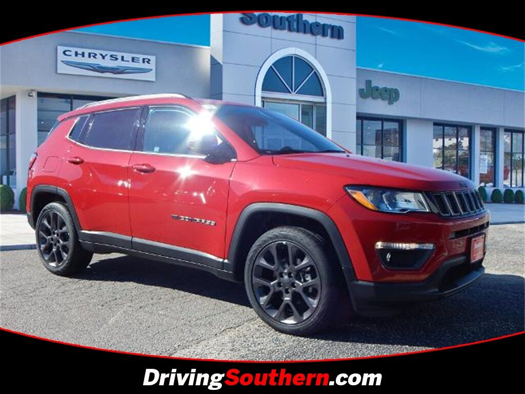 2021 Jeep Compass 80th Special Edition Chesapeake VA