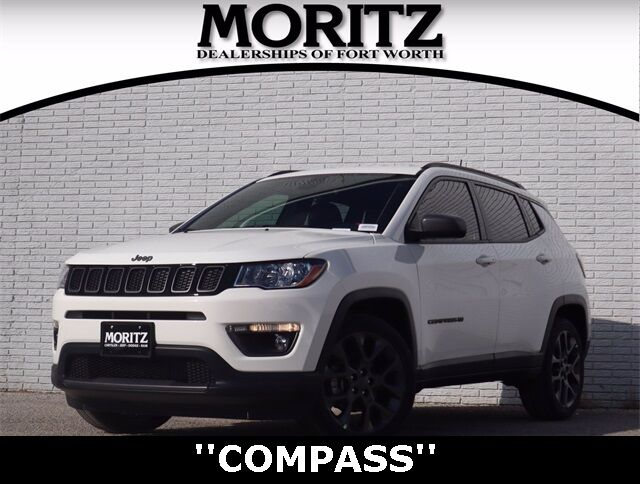 2021 Jeep Compass 80th Special Edition Fort Worth TX