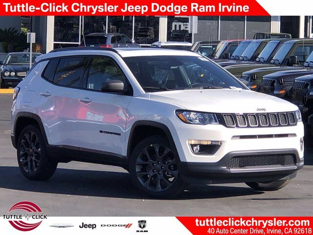 2021 Jeep Compass 80th Special Edition Irvine CA