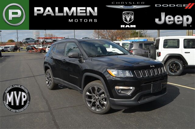 2021 Jeep Compass 80th Special Edition Kenosha WI