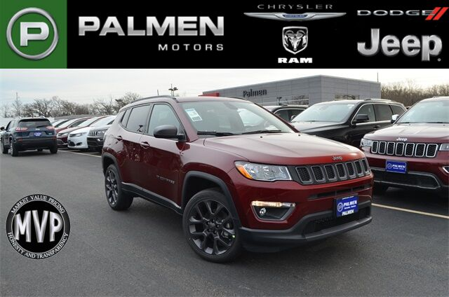 2021 Jeep Compass 80th Special Edition Racine WI