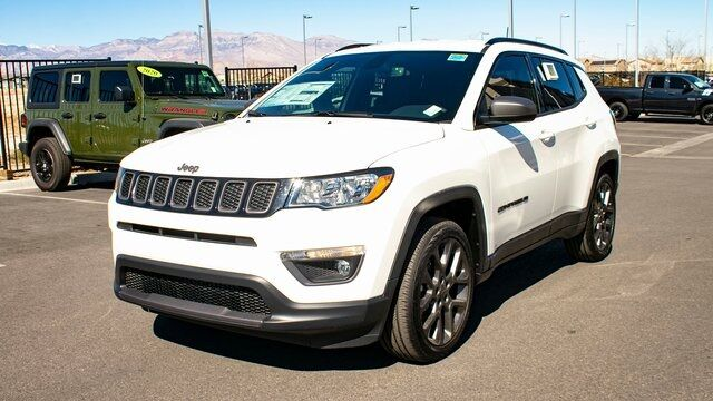 2021 Jeep Compass 80th Special Edition Las Vegas NV