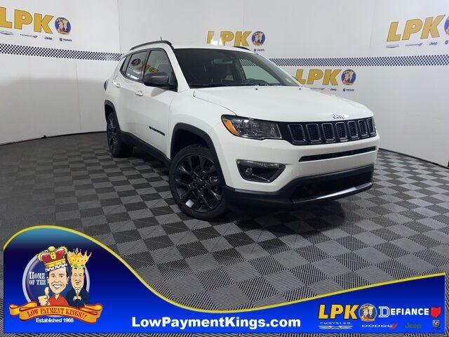 2021 Jeep Compass 80th Special Edition Defiance OH