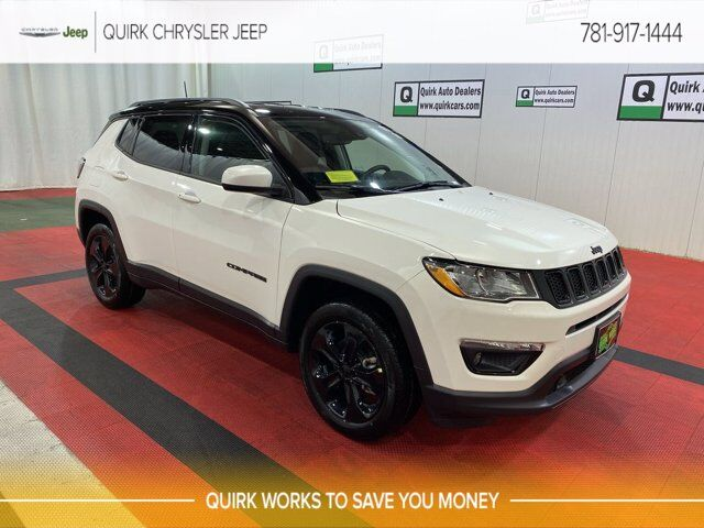 2021 Jeep Compass ALTITUDE 4X4 Braintree MA