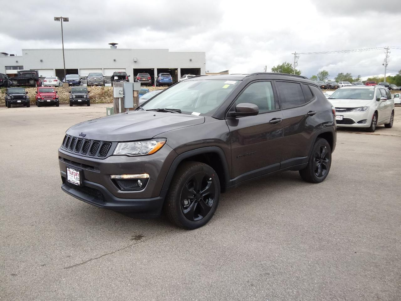 2021 Jeep Compass ALTITUDE 4X4 Dubuque IA