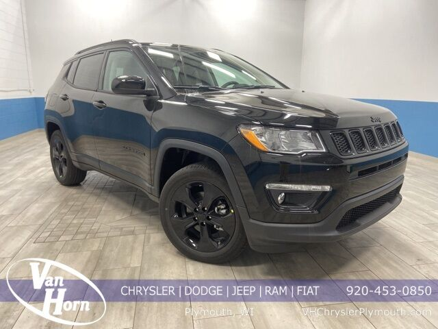 2021 Jeep Compass ALTITUDE 4X4 Plymouth WI
