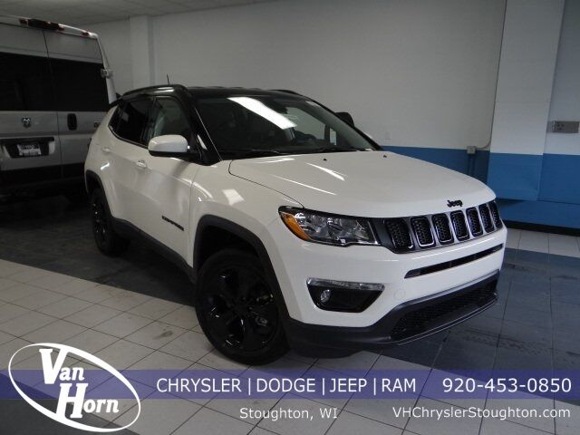 2021 Jeep Compass ALTITUDE 4X4 Stoughton WI