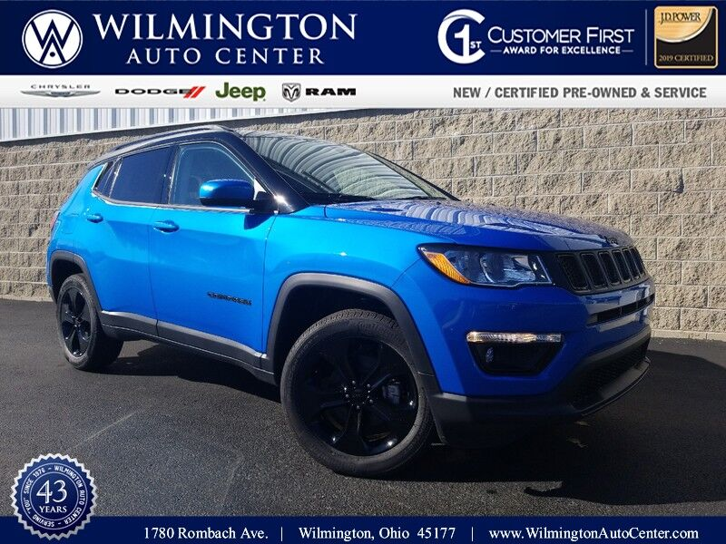 2021 Jeep Compass ALTITUDE 4X4 Wilmington OH