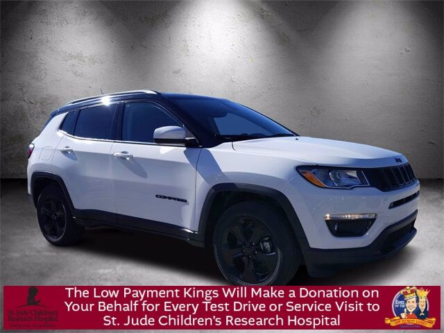 2021 Jeep Compass ALTITUDE FWD Lake Wales FL