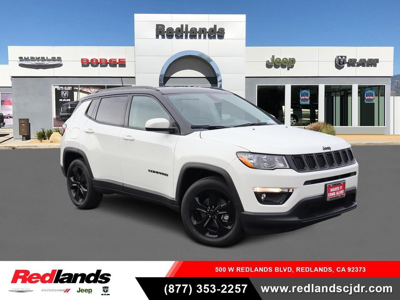 2021 Jeep Compass ALTITUDE FWD Redlands CA
