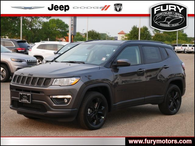 2021 Jeep Compass Altitude 4x4 St. Paul MN