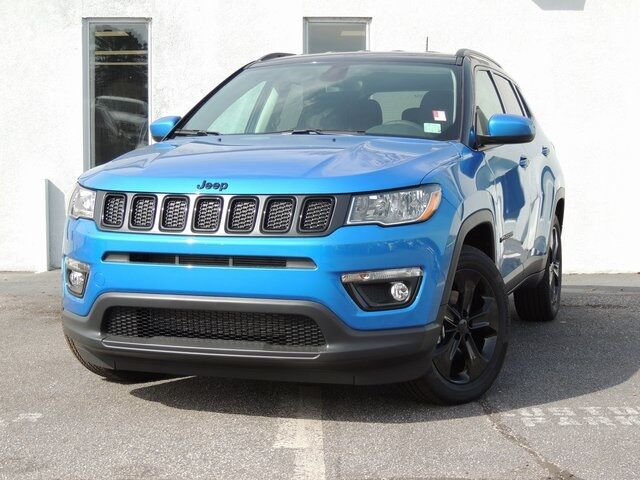 2021 Jeep Compass Altitude Raleigh NC