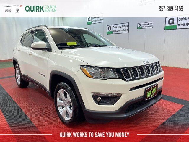 2021 Jeep Compass LATITUDE 4X4 Boston MA
