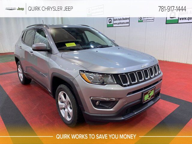 2021 Jeep Compass LATITUDE 4X4 Braintree MA