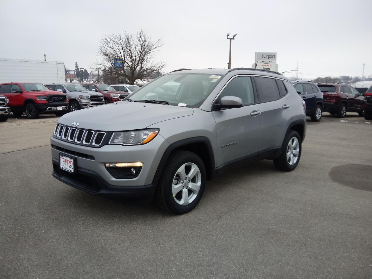 2021 Jeep Compass LATITUDE 4X4 Dubuque IA