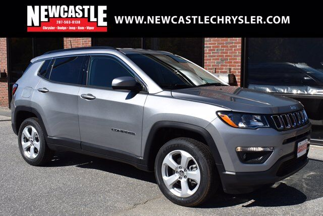 2021 Jeep Compass LATITUDE 4X4 Newcastle ME