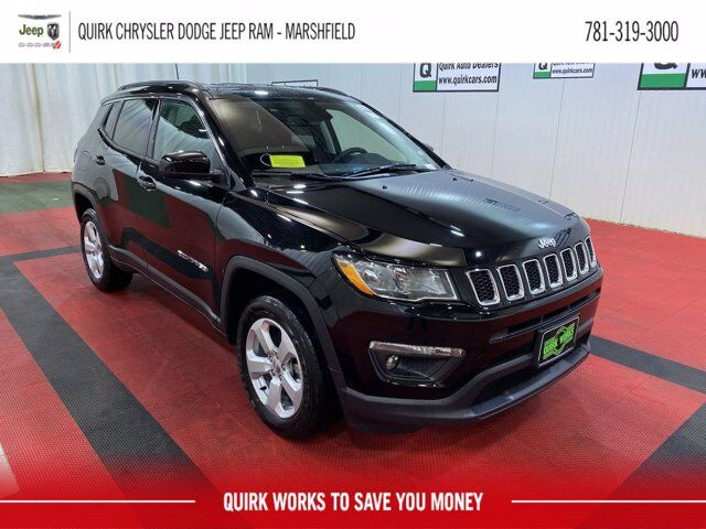 2021 Jeep Compass LATITUDE 4X4 Marshfield MA