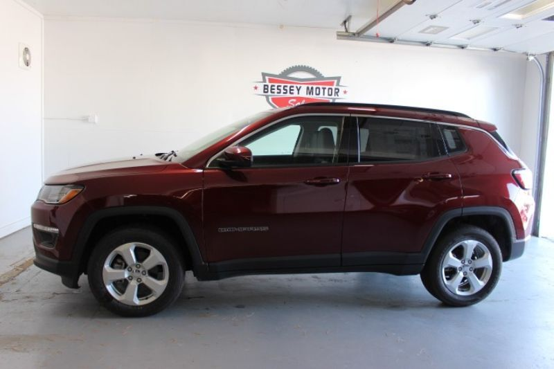 2021 Jeep Compass LATITUDE 4X4
