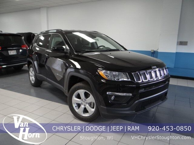 2021 Jeep Compass LATITUDE 4X4 Stoughton WI