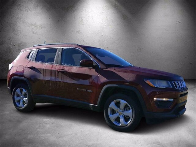 2021 Jeep Compass LATITUDE FWD Lake Wales FL