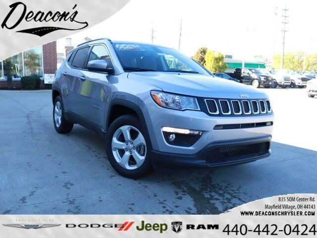 2021 Jeep Compass LATITUDE FWD Mayfield Village OH