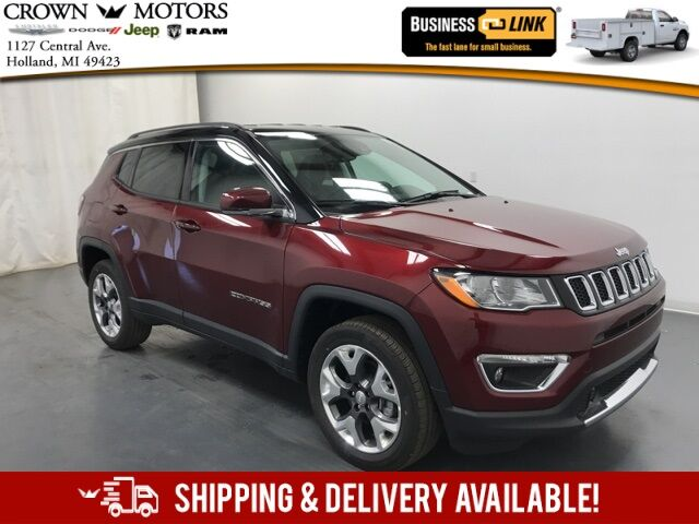 2021 Jeep Compass LIMITED 4X4 Holland MI