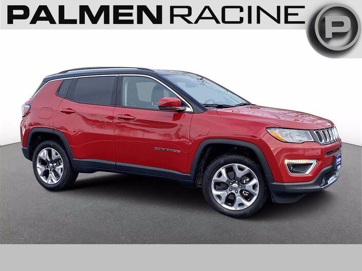 2021 Jeep Compass LIMITED 4X4 Racine WI