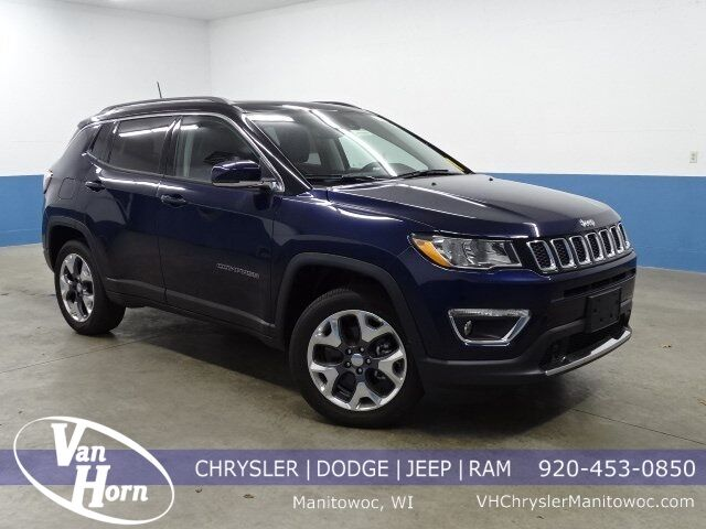 2021 Jeep Compass LIMITED 4X4 Manitowoc WI