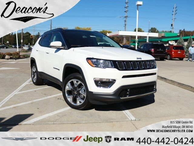 2021 Jeep Compass LIMITED 4X4 Mayfield Village OH
