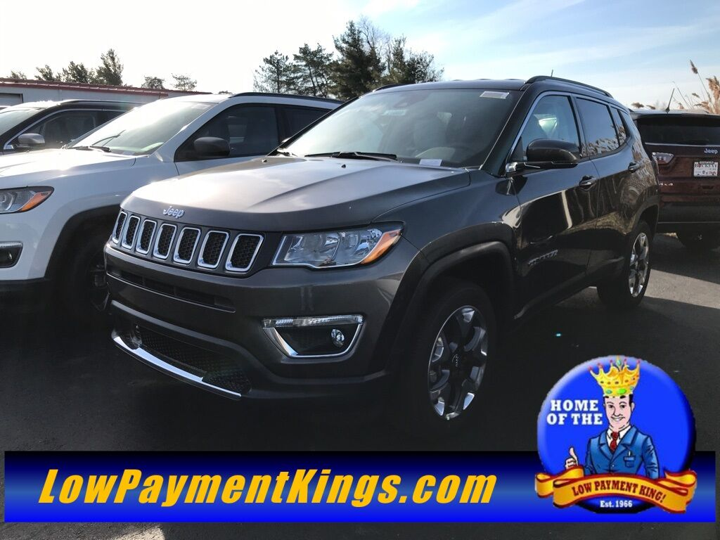 2021 Jeep Compass LIMITED 4X4 Shelby OH