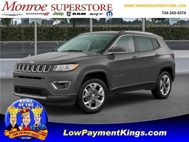 2021 Jeep Compass LIMITED 4X4 Monroe MI