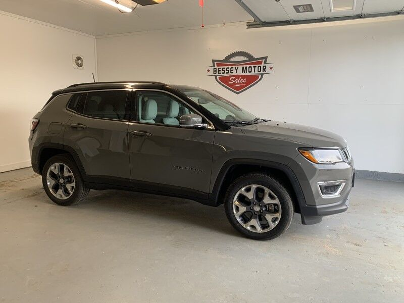 2021 Jeep Compass LIMITED 4X4 South Paris ME
